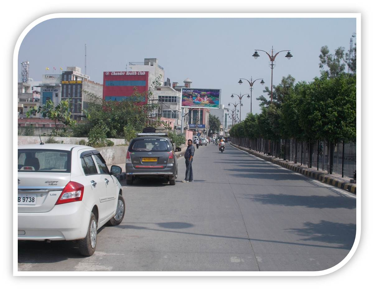 Chotu Ram Chowk, Rohtak