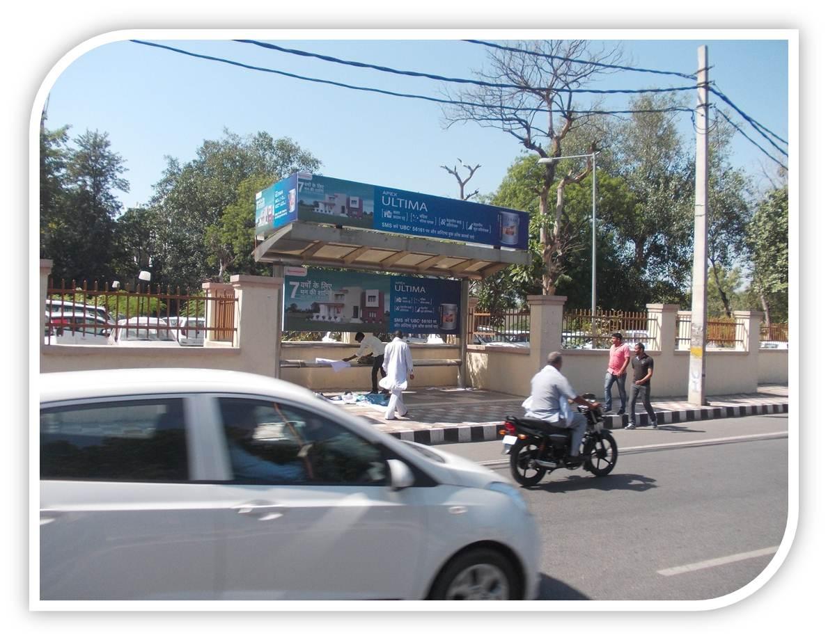 Nr. Ambedkar Chowk, Rohtak
