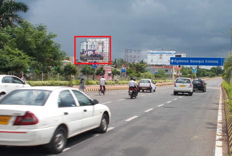 Airport, Bhubaneswar