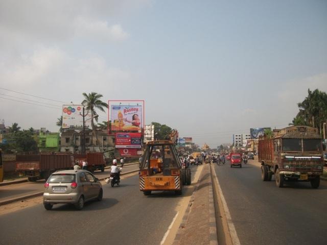 Palasuni traffic, Bhubaneswar