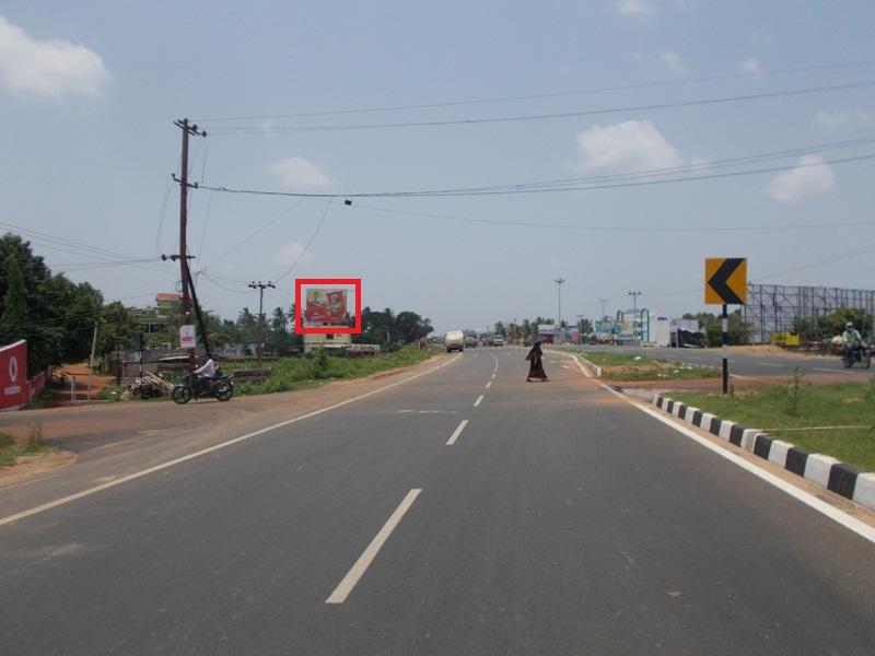 Puri NH, Lingipur traffic, Bhubaneswar