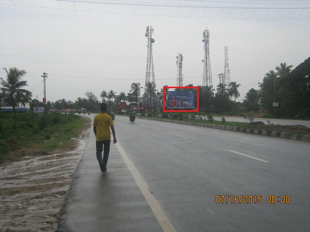 Puri rd, Nr. KEC, Bhubaneswar