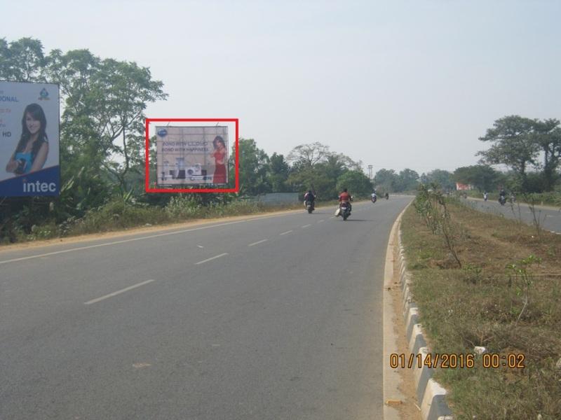 Puri road, Gudia pokhari, Bhubaneswar