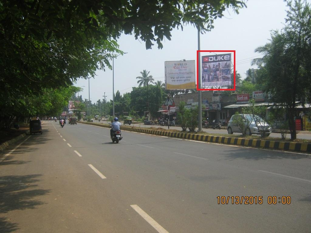 Kalinga hospital rd, Bhubaneswar