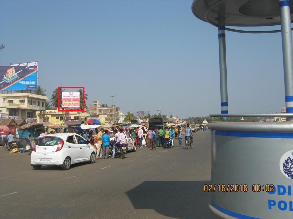 Puri grand road, Bhubaneswar