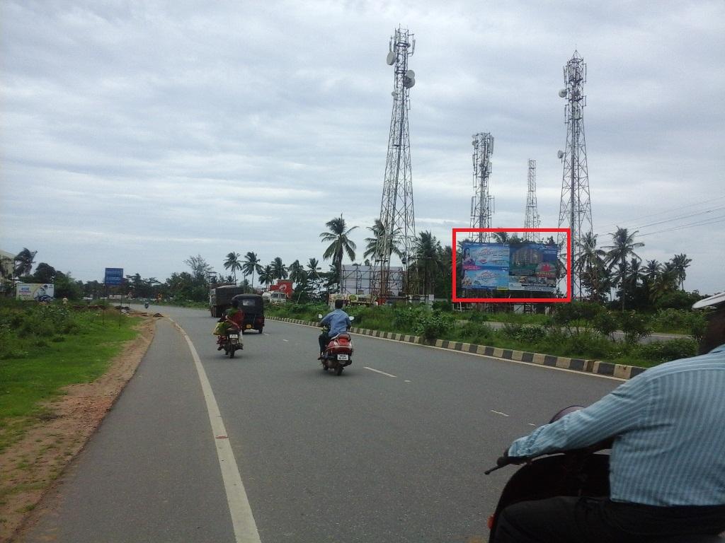Puri road,KEC, Bhubaneswar