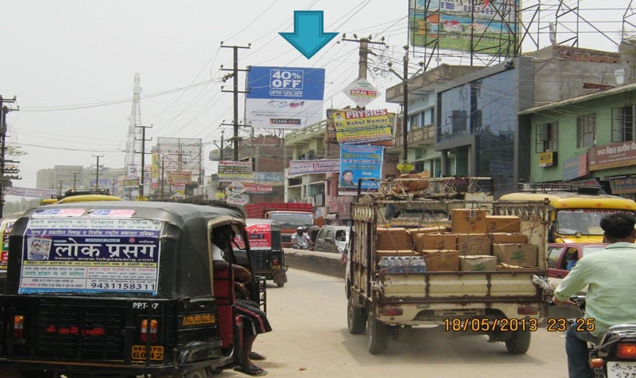 Kurji More,Tampu Stand, Patna