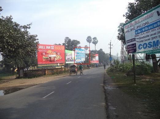 Bhagalpur Entry, Bhagalpur