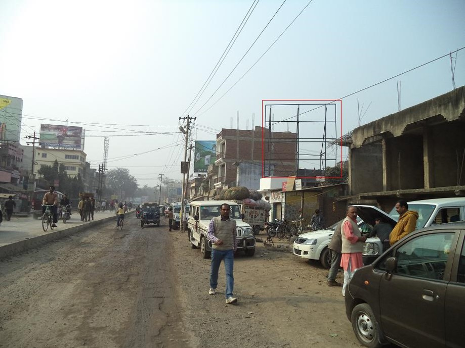 Tilka Manjhi, Bhagalpur