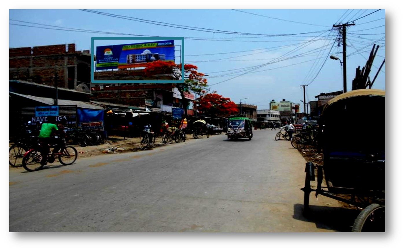 Bus Stand Road/Up, Darbhanga