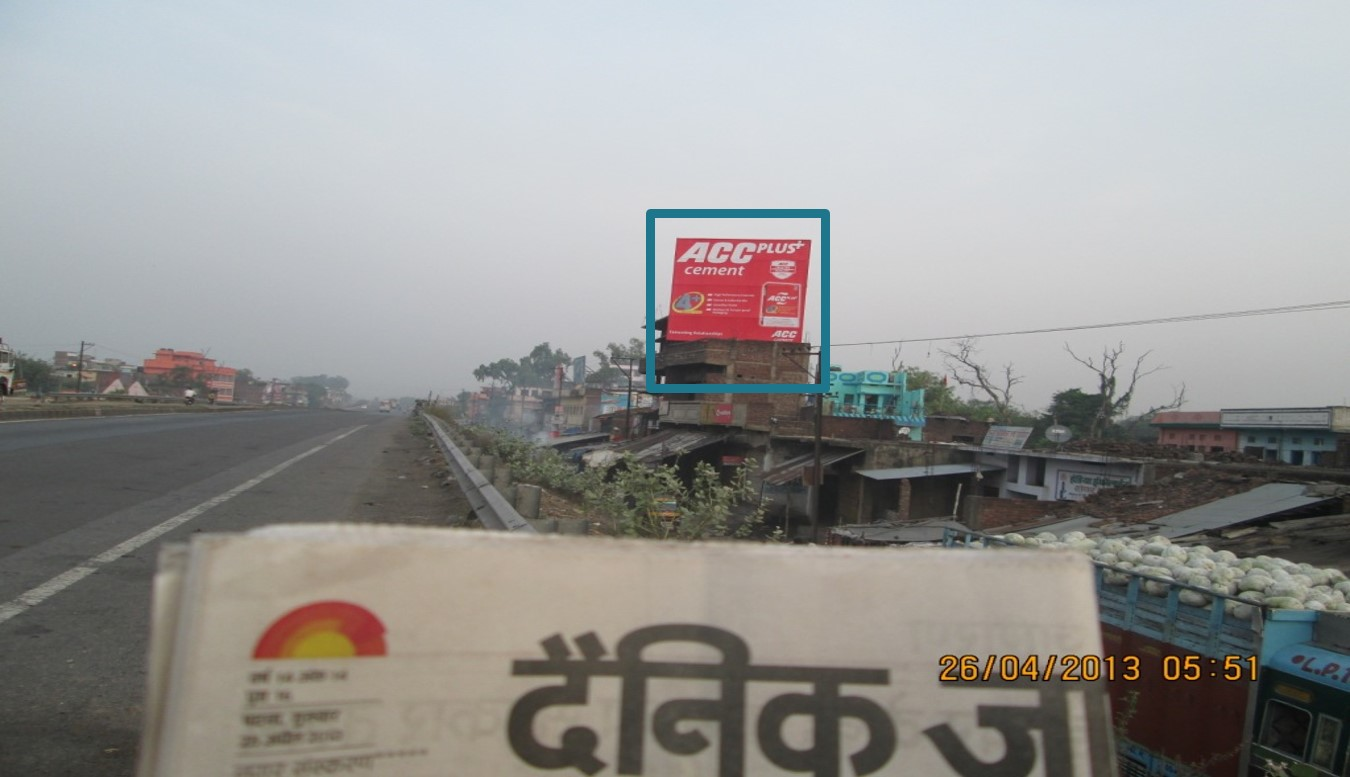 Dehri Bus Stand, Dehri