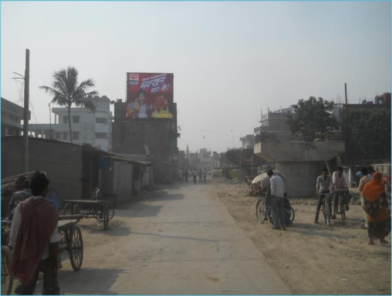 Khagaria goshala road, Khagaria