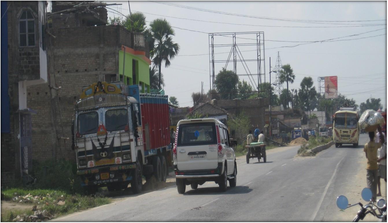 Mohanpur main road , samastipur