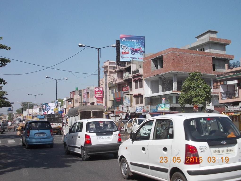 bus stand, Modinagar