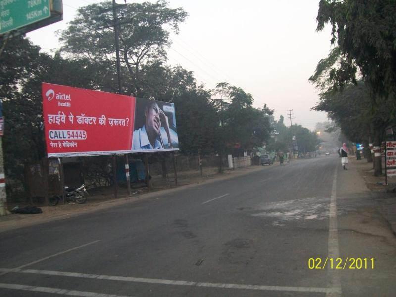Near jadgi chouraha, Bijnor