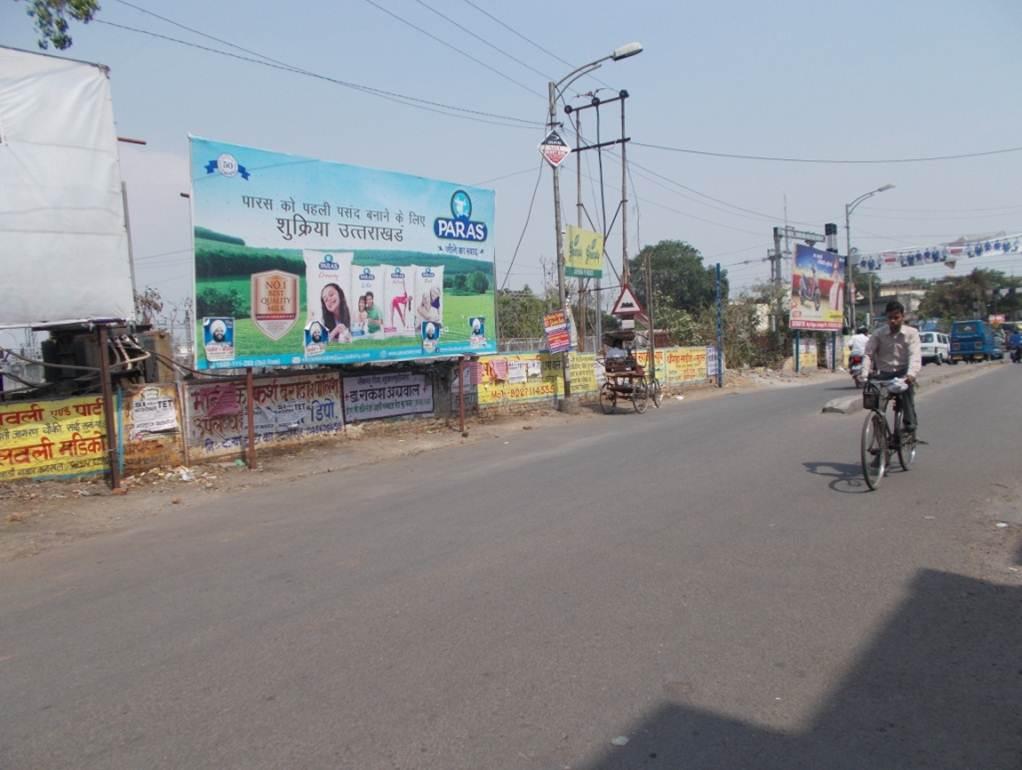 Jwalapur Crossing, Near Main Market, Haridwar