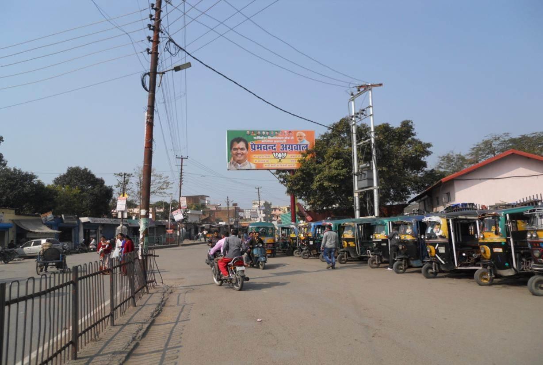 Yatra Bus stand, Rishikesh