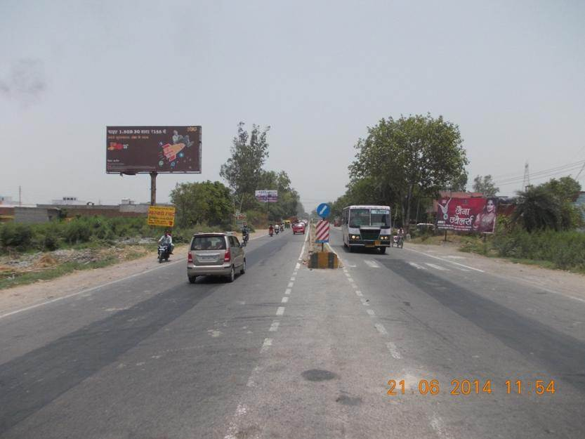 Ganga canal, Muradnagar