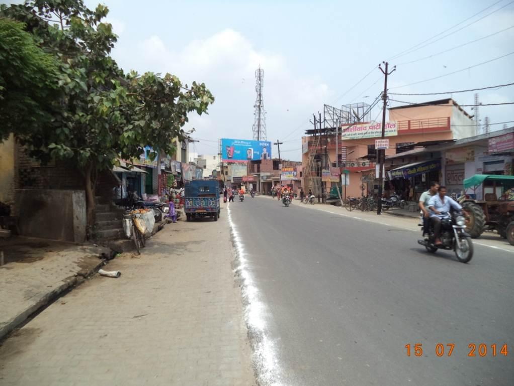 Entrance purkhaji, Purkhaji