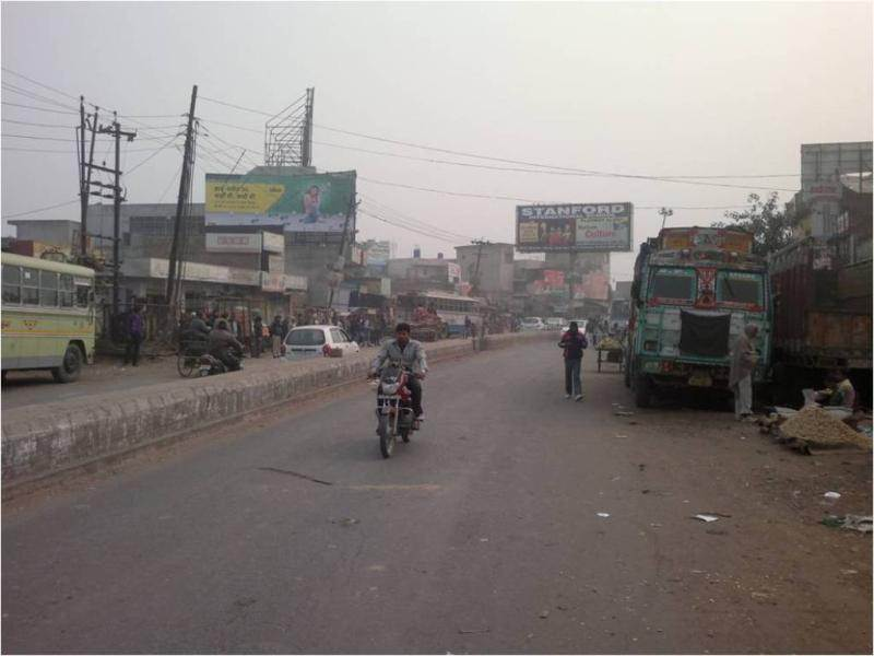Bus Stand, Baraut