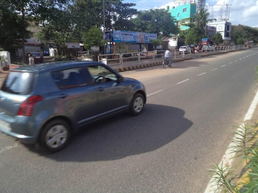 Kalinga Stadium Bus Stop, Bhubaneswar
