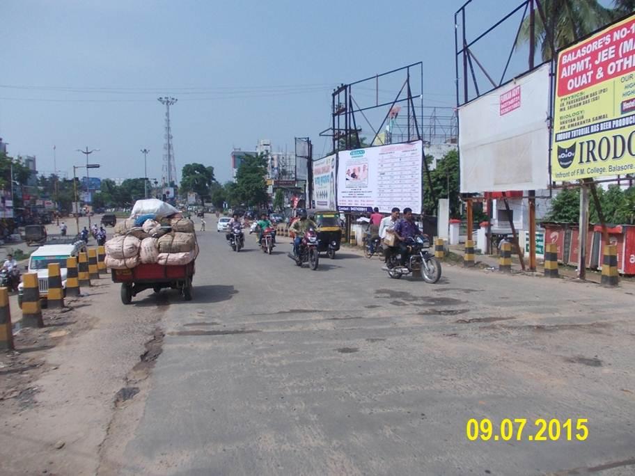 FM Circle, Balasore