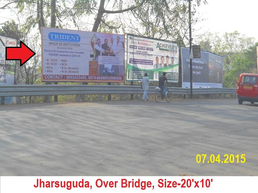 Overbridge, Jharsuguda