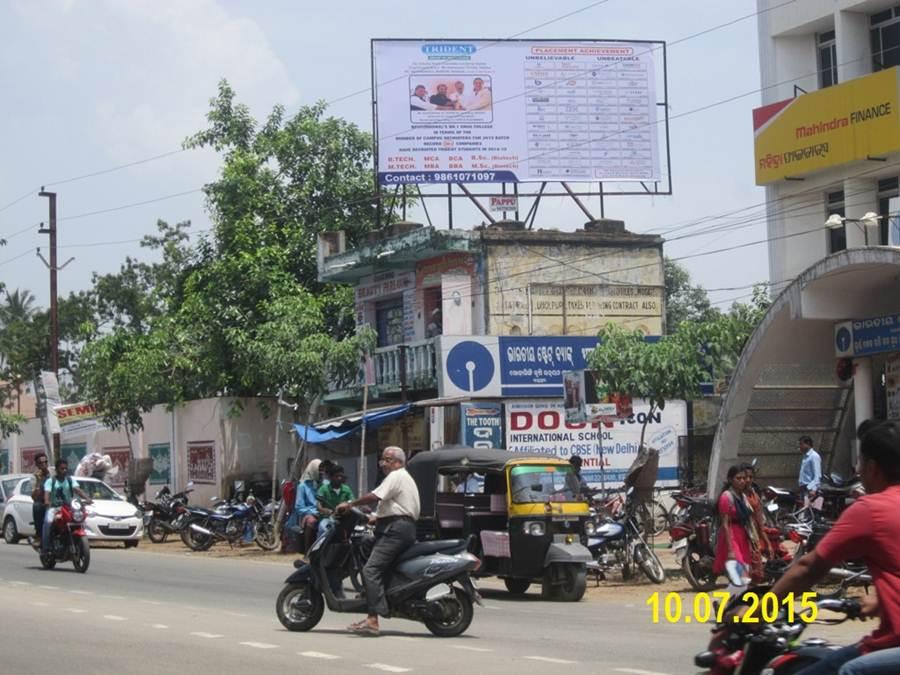 Engg Clg Rd, Berhampur