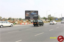 Airport road near by