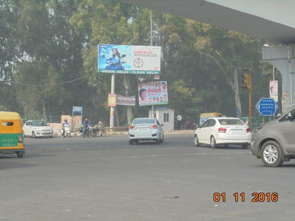 Parana Chowk Red Lite, Delhi