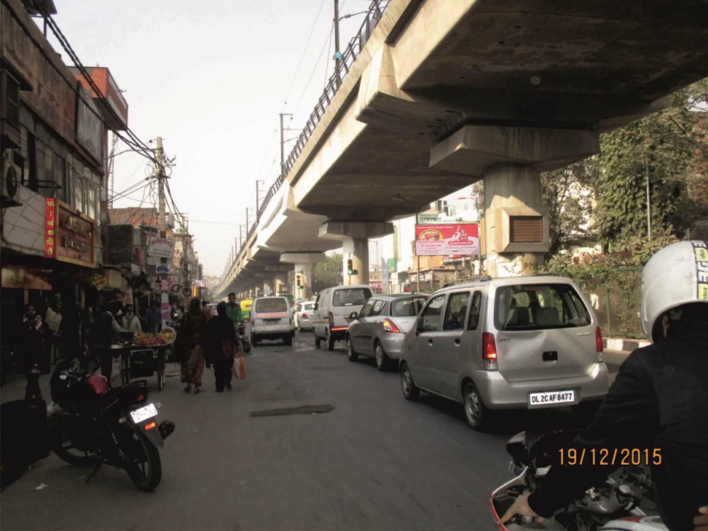 Patel Nagar Red Lite, Delhi