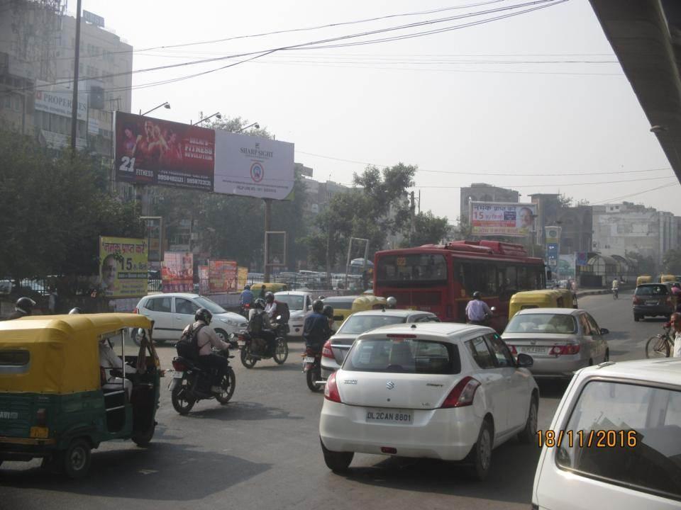 Preet Vihar Commercial complex, Delhi
