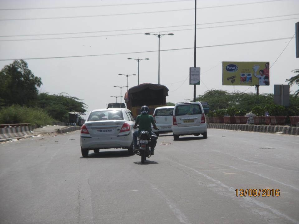 Patpatganj  Flyover, Delhi