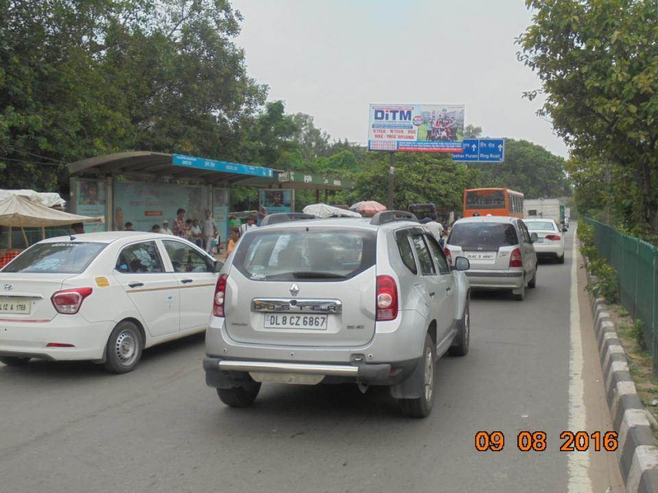 Inderlok  Bus Stand, Delhi