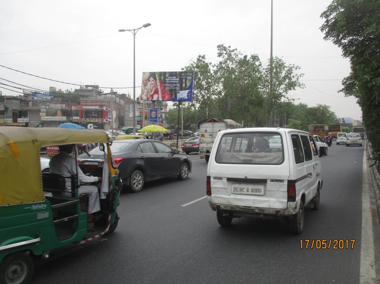 Madhunban  Chowk Under Pass, Delhi