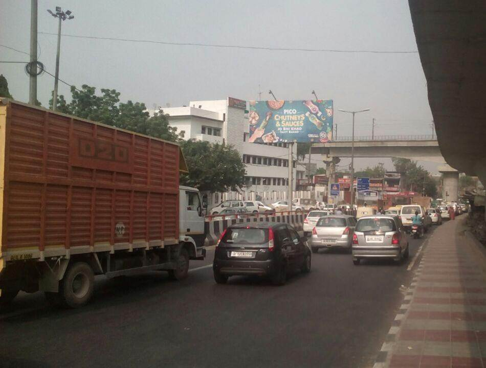 Adarsh nagar petrol pump, Delhi