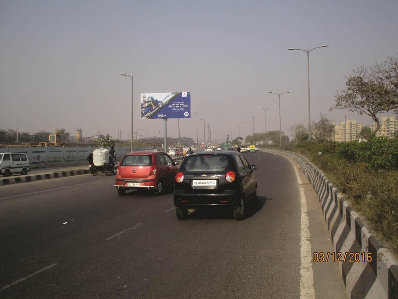 Majlesh park choki, Delhi