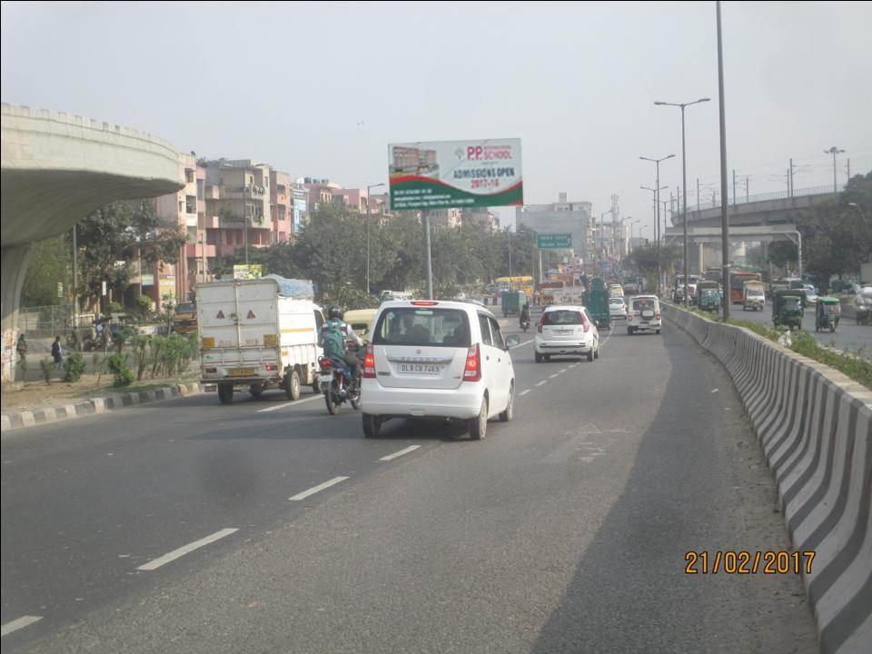 Opp. Jahangir Puri Bus Depot, Delhi