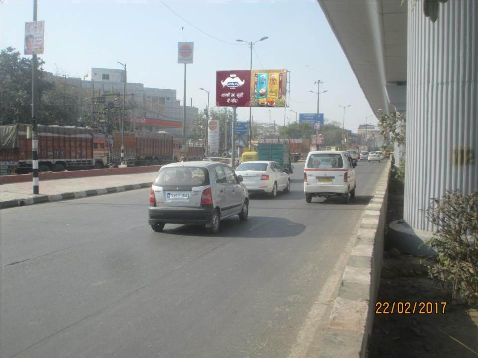 Jahangir Puri Nr. HP Petrol Pump, Delhi
