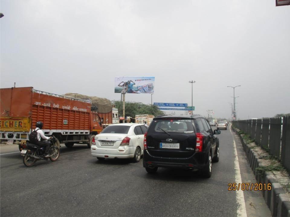 Sanjay Gandhi Transport Nagar Entry Gate, Delhi