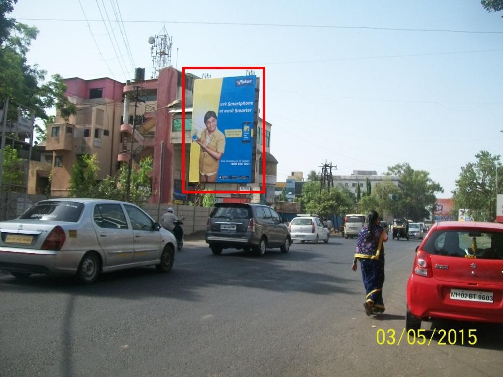 Kalika Mandir, nr. Mumbai naka, Nashik