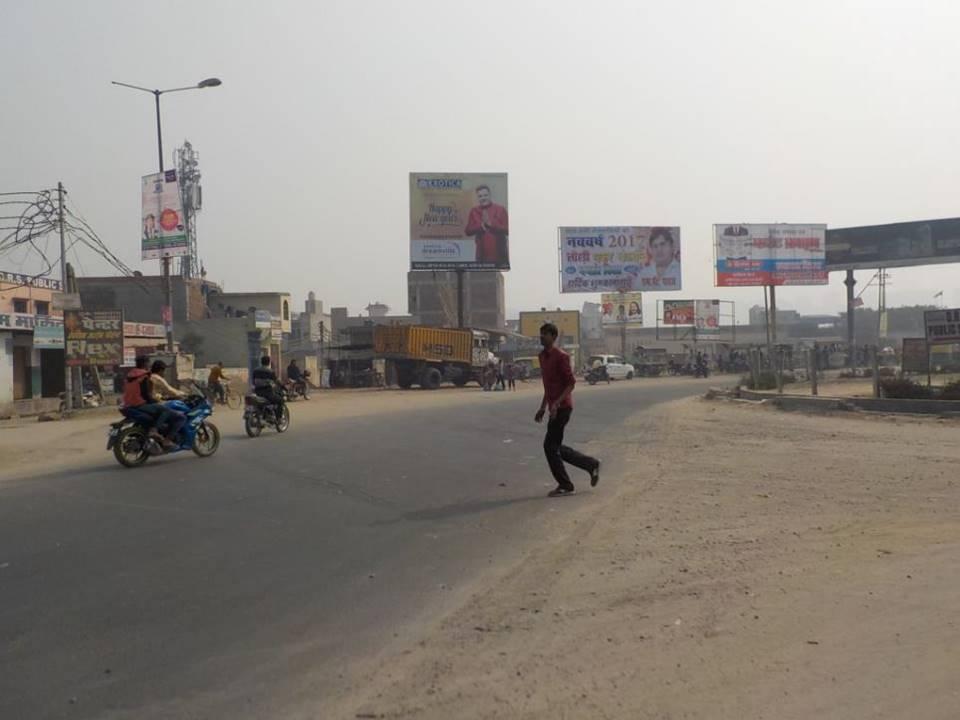 Tigri Round About, Noida