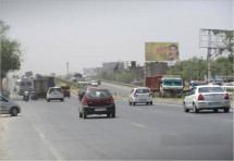 NH-8, Rampura , Traffic Movement: Gurgaon to Manesar