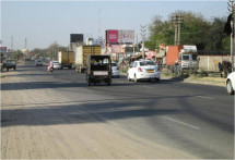 NH-8, Manesar Facing Jaipur to Gurgaon,Traffic Movement: Jaipur to Gurgaon