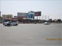 Bhiwadi  Crossing,Traffic Movement: Facing Jaipur