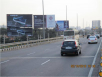 Sikohpur Flyover, Traffic Movement: Gurgaon to Manesar