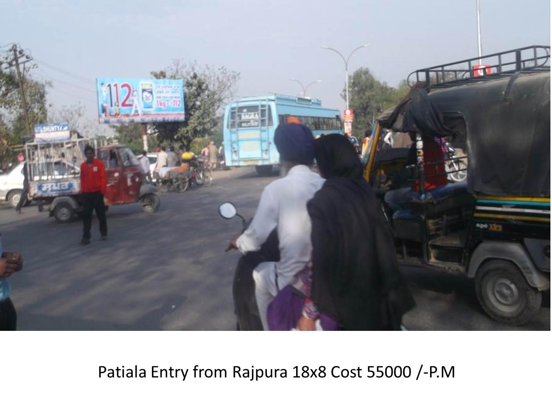 Entry from Rajpura, Patiala