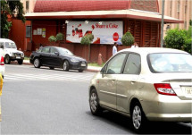 Udhyog Bhawan Metro Station Gate No. 1st
