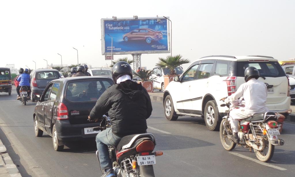 Godam Flyover, Jaipur