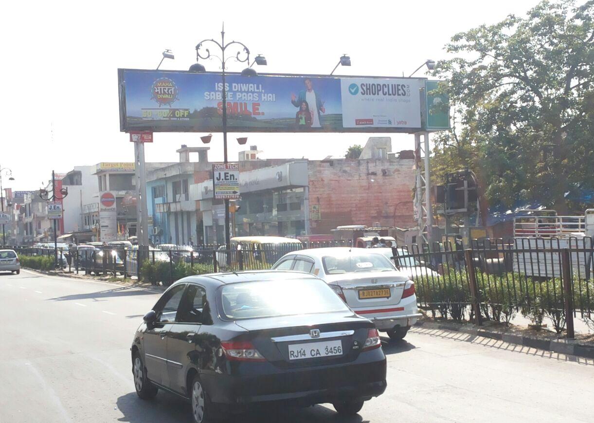 Tonk Flyover Nr. Kisaan Marg, Jaipur